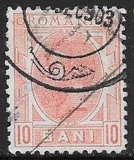 Romania 137 Used - King Carol I