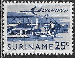Suriname C33 Used - Wood Industry - Airplane