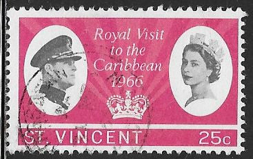 St. Vincent 246 Used - Royal Visit