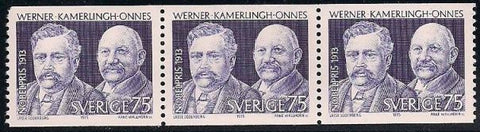 Sweden 1028-1030 MNH - Nobel Prize Winners - Please Read Description