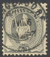 Switzerland 108a Used - Helvetia