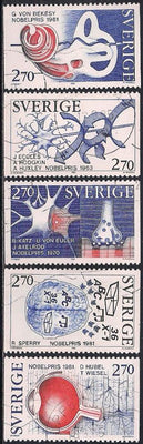 Sweden 1521-1525 Used - Nobel Prize Winners