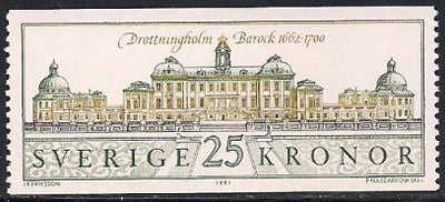 Sweden 1841 MNH - Palace