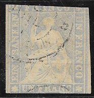 Switzerland 31 Used - Helvetia - Clipped