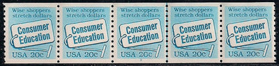 US 2005 MNH - PNC 5 - Plate 3 - Consumer Education