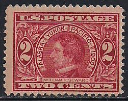 US 370 MNH - William Seward - Alaska/Yukon