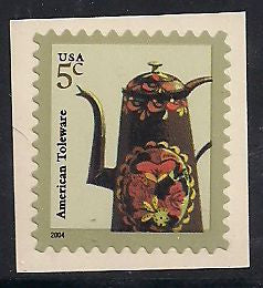 US 3756 MNH - Toleware Coffeepot