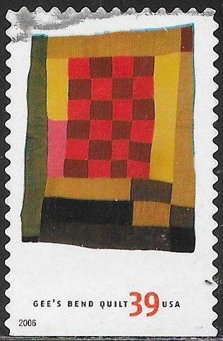 US 4098 Used - Gee Bend Quilts - On Paper