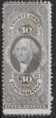 US R52c Used - Inland Exchange - George Washington