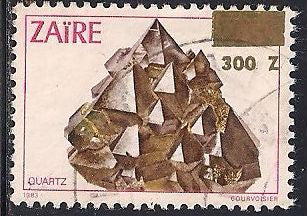 Zaire 1330 Used - Quartz
