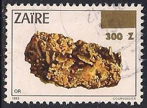 Zaire 1332 Used - Ore