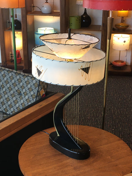 Majestic Table Lamp #1923
