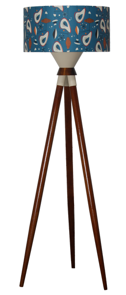 Tripod Floor Lamp #1977