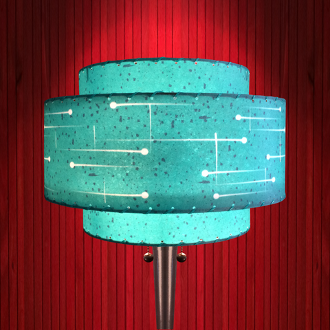 Tiered Lamp Shades