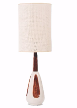 Big Whiskey Table Lamp