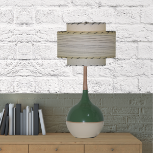Bobbie Table lamp #1672 - Modilumi