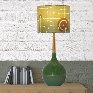Bobbie Table lamp #1719 - Modilumi