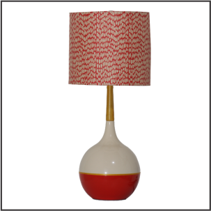 Bobbie Table lamp #1749 - Modilumi