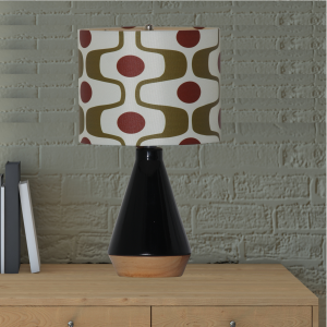 Vintage Table Lamp #1688 - Modilumi