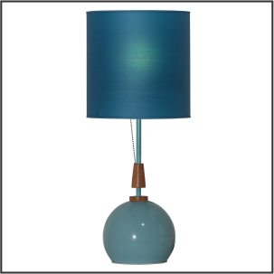 Clicker Table Lamp #1819