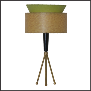 Cosmo Table Lamp #1995 - Modilumi