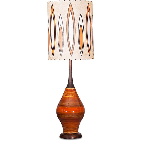 Mrs. Swinger Table Lamp