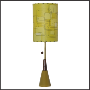 Lucca Table Lamp #1900 - Modilumi