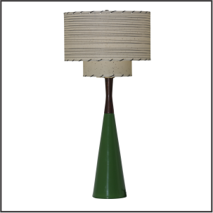 Oberly Table Lamp #1765