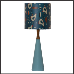 Oberly Table Lamp #1794 - Modilumi