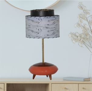 Quisp Table Lamp #1564 - Modilumi