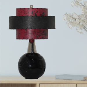 Vintage Table Lamp #1738 - Modilumi