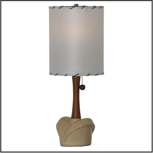 Vintage Table Lamp #1761
