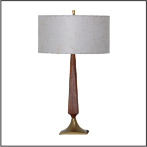 Retro Table Lamp #1788