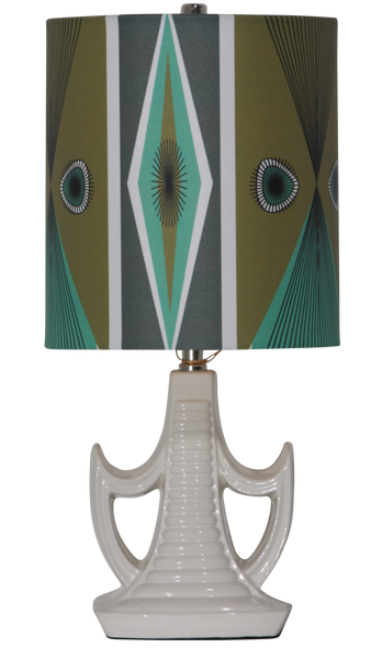 Vintage Table Lamp #1806 - Modilumi