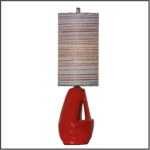 Retro Table Lamp #1915 - Modilumi