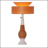 Retro Table Lamp #1942 - Modilumi