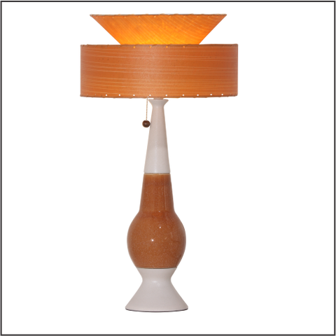Retro Table Lamp #1942