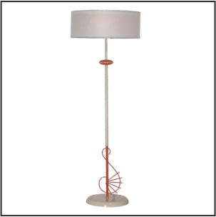 Retro Floor Lamp #2003