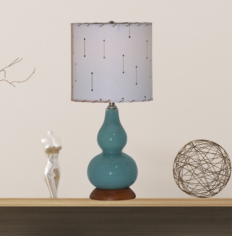 Vintage Table Lamp #1667 - Modilumi