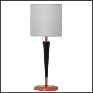 Retro Table Lamp #1839 - Modilumi