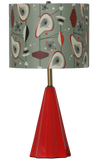 Retro Table Lamp #1893 - Modilumi