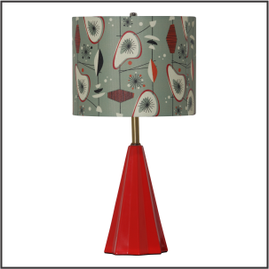 Retro Table Lamp #1893