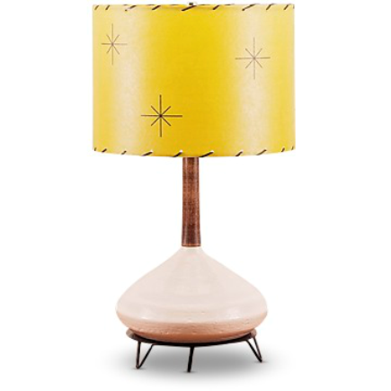 Ceramic Lamp and Shade 208