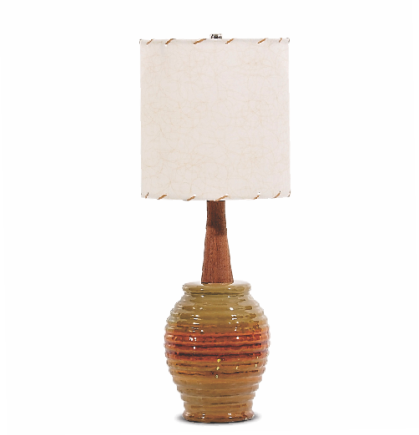 Maple Nut Table Lamp - Modilumi