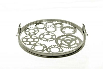 Bicycle-Themed Serving Tray