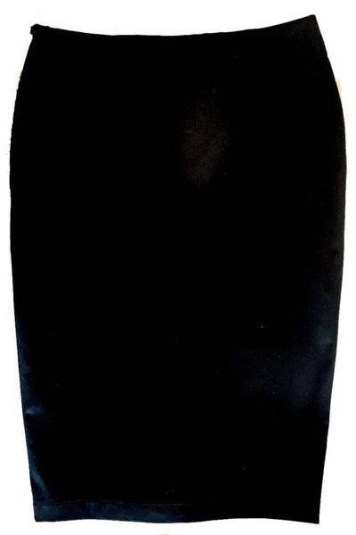 Upside Cyclestyle Women's Black Pencil Skirt