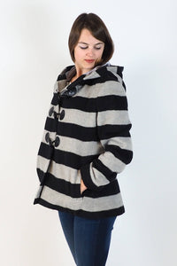 Twiggy Toggle Coat