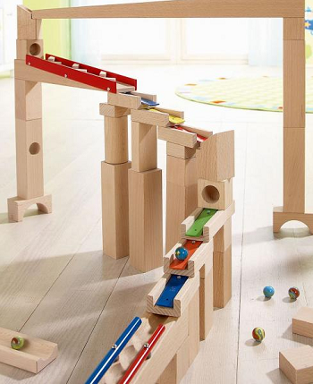 Haba Blocks and Marble runs