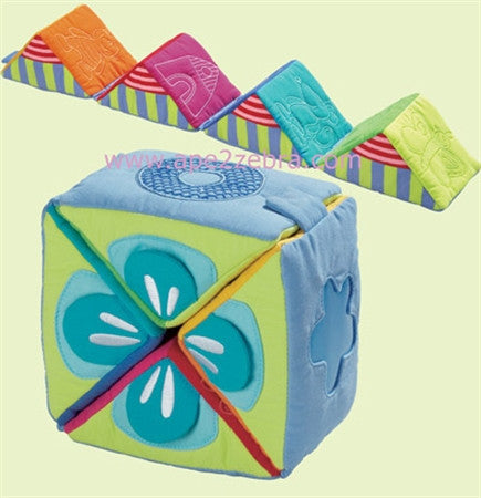 HABA Flip Flap Baby Soft Blocks