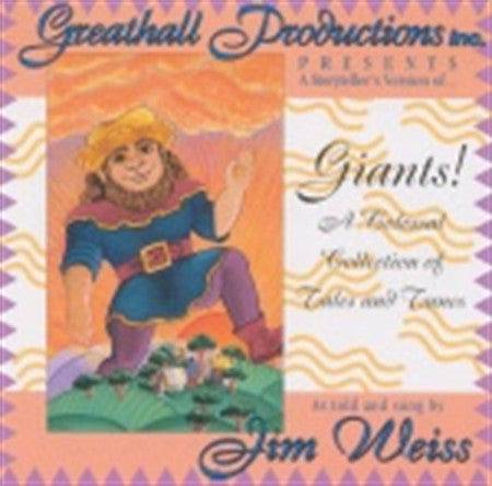 Giants! A colossal collection of tales & tunes - Music and Story CD